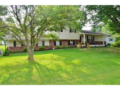 Single Family Home For Sale: 5420 Heritage Dr
