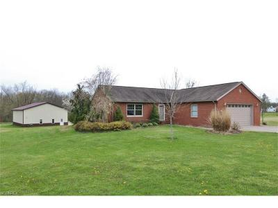 Single Family Home For Sale: 3328 Adamsville Rd