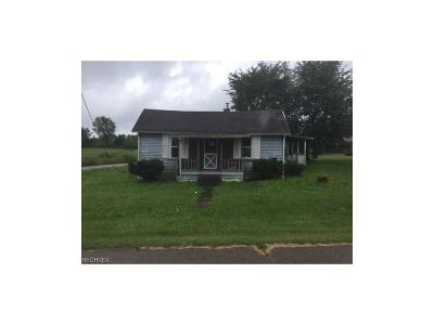 Muskingum County Single Family Home For Sale: 4710 Webster St