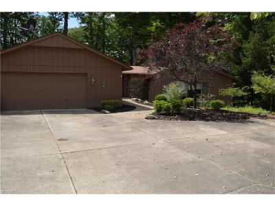 Strongsville Single Family Home For Sale: 11634 Emerald Edge Pl