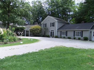 Gates Mills Single Family Home For Sale: 1980 Berkshire Rd