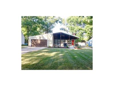 North Olmsted Single Family Home For Sale: 4423 Coe Ave