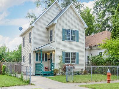 Single Family Home For Sale: 1705 Mentor Ave