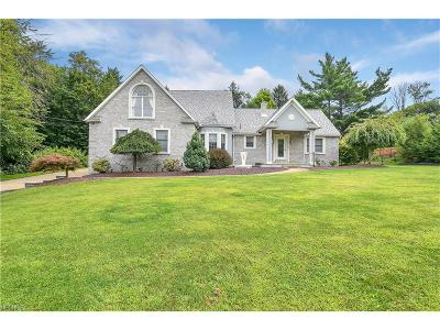 Poland Single Family Home For Sale: 5053 Struthers Rd