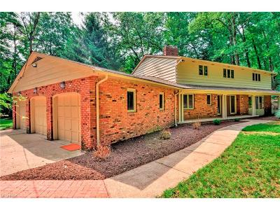 Brecksville, Broadview Heights Single Family Home For Sale: 11012 Tanager Trl