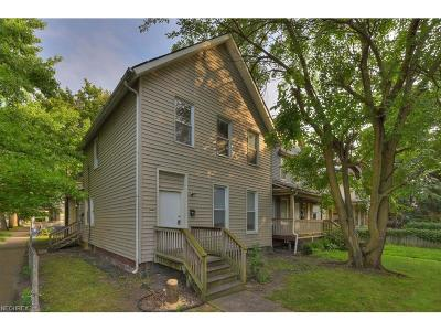 Multi Family Home For Sale: 4111 Whitman Ave