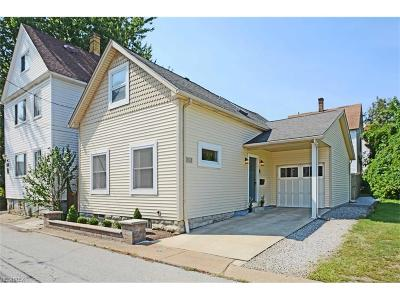 Single Family Home For Sale: 2314 West 6 St