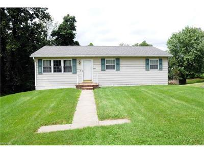 Guernsey County Single Family Home For Sale: 5541 Ridgewood Dr