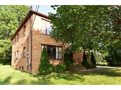 Rocky River Multi Family Home For Sale: 2351 Westmoor Rd