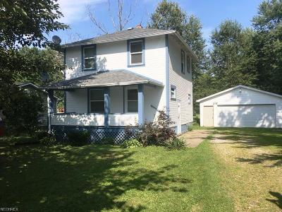 Single Family Home For Sale: 11630 Johnson Ave Northeast