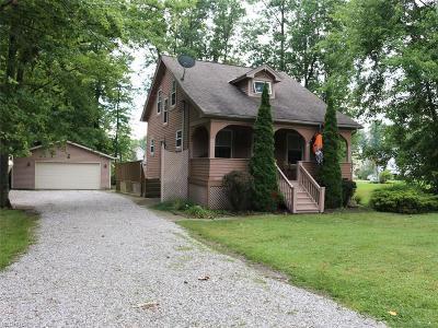 Mentor Single Family Home For Sale: 8954 Hendricks Rd
