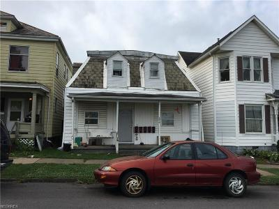 Guernsey County Multi Family Home For Sale: 1010 Gaston Ave