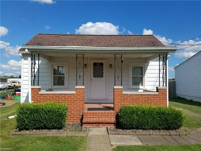 Zanesville Single Family Home For Sale: 1082 Benjamin Ave