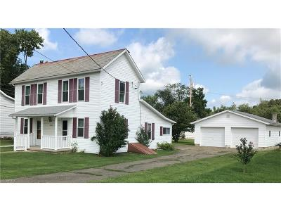 Zanesville Single Family Home For Sale: 4705 Webster St