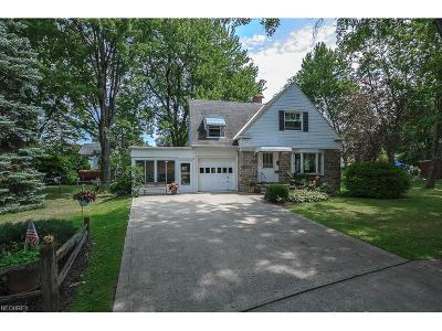 Willoughby Single Family Home For Sale: 4679 Willoughcroft Rd