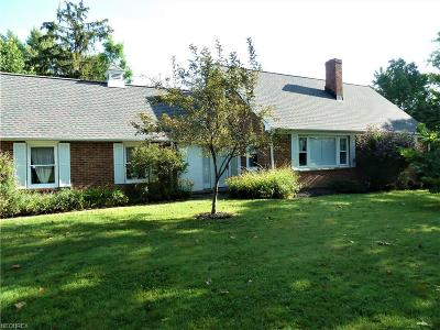 Solon OH Single Family Home For Sale: $194,900
