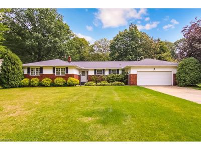 Concord Single Family Home For Sale: 6635 Belvoir Ct