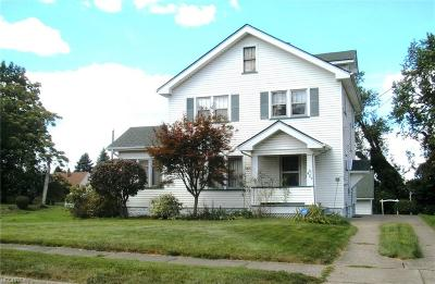Struthers Single Family Home For Sale: 429 Maplewood Ave