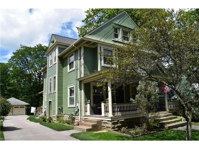 Chardon Single Family Home For Sale: 123 North St