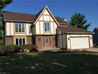 Strongsville Single Family Home For Sale: 18253 Wellington Ct