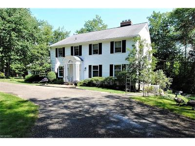 Gates Mills Single Family Home For Sale: 1669 Berkshire Rd