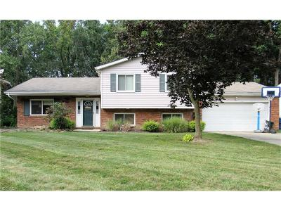 Olmsted Falls Single Family Home For Sale: 26304 Hickory Ln