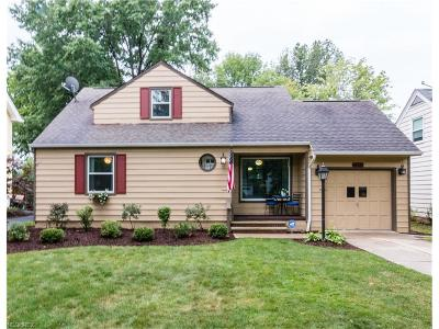Lyndhurst Single Family Home For Sale: 1716 Edgefield Rd