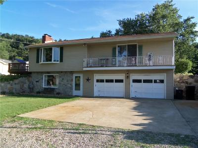 Single Family Home For Sale: 4145 Old River Rd