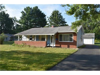 Boardman Single Family Home For Sale: 905 Donmar Ln