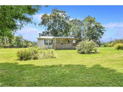 Single Family Home For Sale: 32191 Williard Rd
