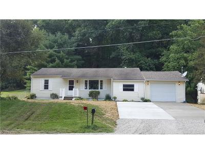 Zanesville Single Family Home For Sale: 3025 North Linden Ave