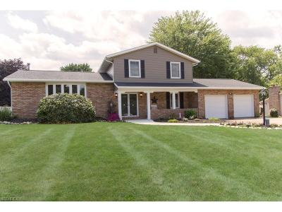 Single Family Home For Sale: 3844 Chickasaw Trail St Northwest