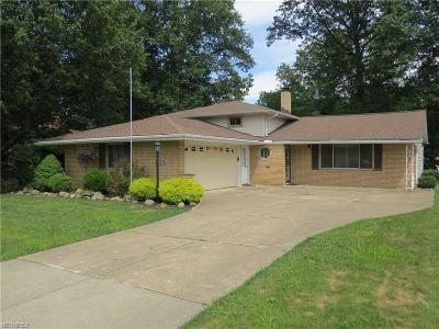 Seven Hills Single Family Home For Sale: 6205 Cabrini Ln