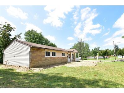 Bedford Heights Single Family Home For Sale: 6162 Eldridge Blvd