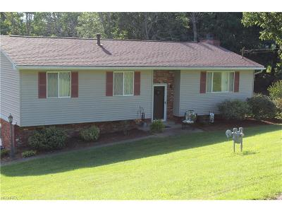 Marietta Single Family Home For Sale: 162 Woodland Acres