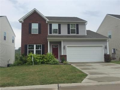 Twinsburg Single Family Home For Sale: 3176 Glenbrook Dr