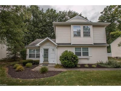 Olmsted Falls Single Family Home For Sale: 9120 Fern Cove West