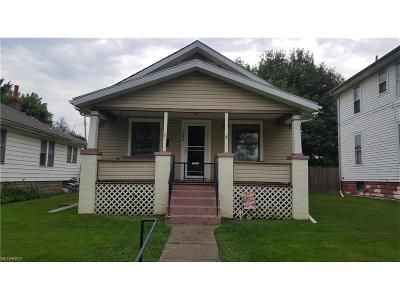 Zanesville Single Family Home For Sale: 846 Larzelere Ave