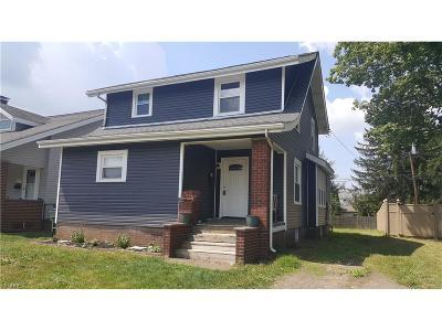 Stark County Multi Family Home For Sale: 147 Bordner Ave Southwest