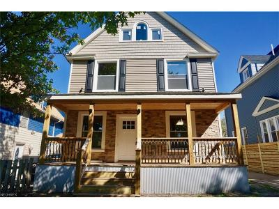 Cleveland Single Family Home For Sale: 1355 West 59th St