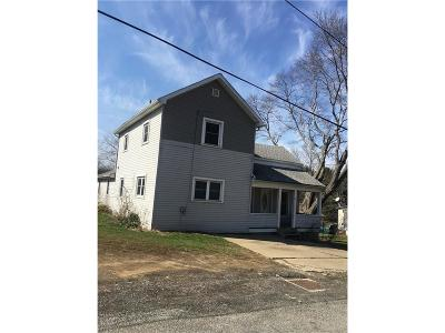 Single Family Home For Sale: 9 Church Street Ext
