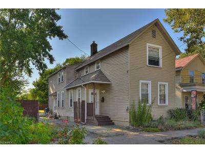 Cleveland Single Family Home For Sale: 2226 West 20th St