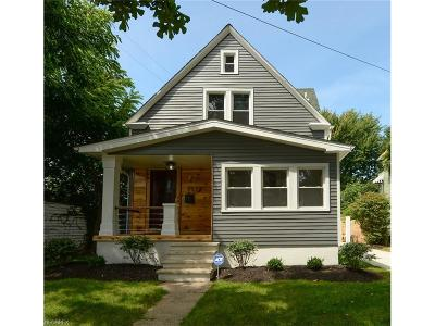 Cleveland Single Family Home For Sale: 7512 Herman Ave