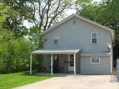 Single Family Home For Sale: 3220 Root Ave Northeast
