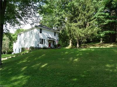 Single Family Home For Sale: 15295 Liberty Church