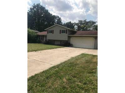 North Ridgeville Single Family Home For Sale: 6154 Denise