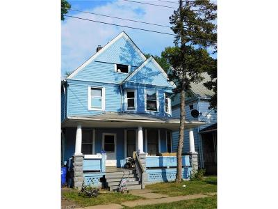 Cleveland Single Family Home For Sale: 3191 West 97th St