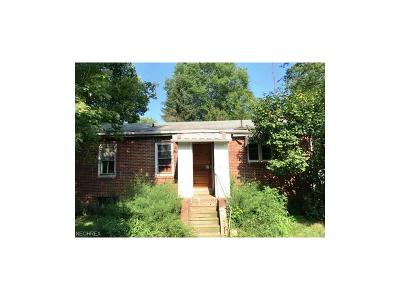Warren Single Family Home For Sale: 5727 North Park Ext