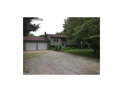 Zanesville Single Family Home For Sale: 1820 Musselman Dr