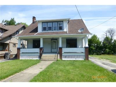 Youngstown Single Family Home For Sale: 62 East Lucius Ave